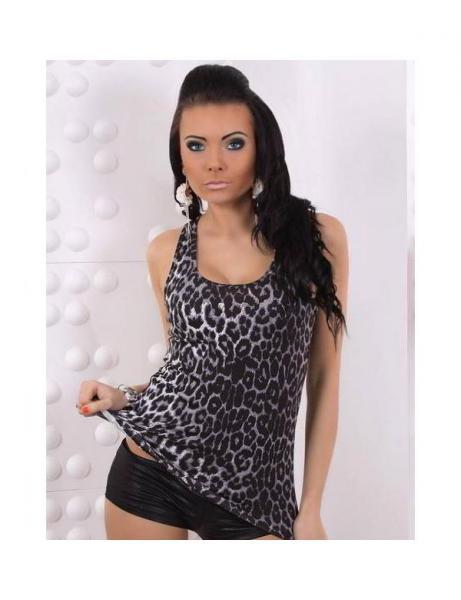 Топ Леопард р44 леопардовый