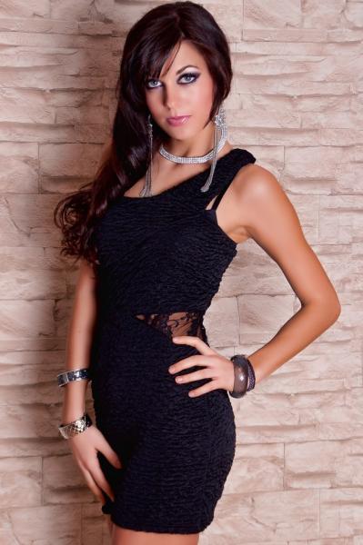 Фото Женские платья Платье р42 черное