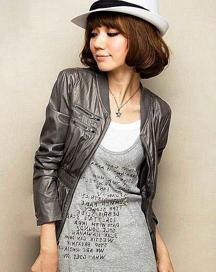 Фото Женские куртки Куртка р44 серая