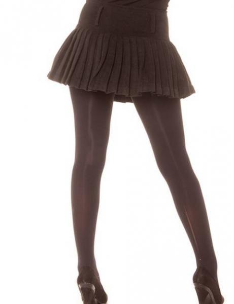 Фото Женские юбки Юбка мини шерстяная р44 черная