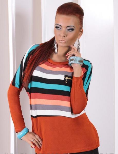 Фото Женские свитера Свитер 46р разноцветный