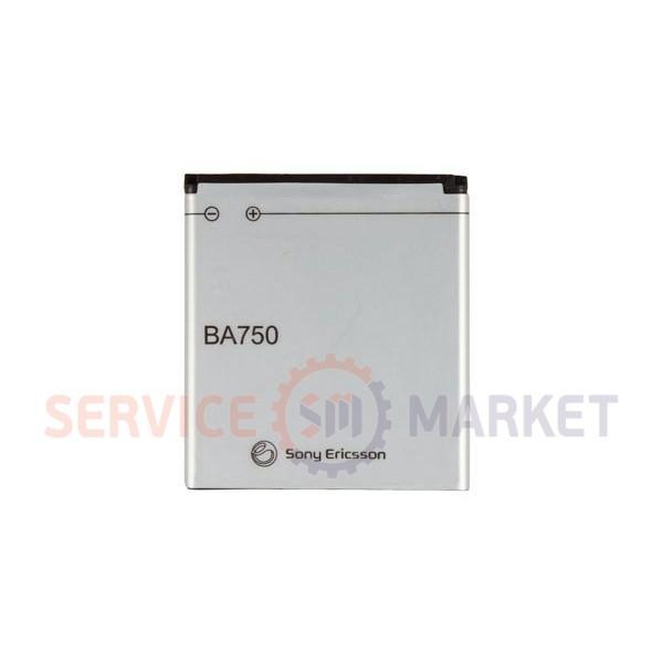 Аккумуляторная батарея Li-Polymer 1500mAh для мобильного телефона Sony BA750