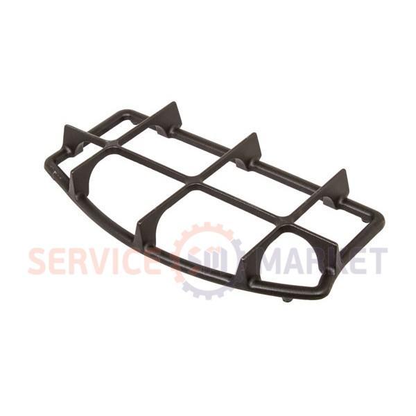 Чугунная решетка (правая) для газовой плиты Ariston C00095607