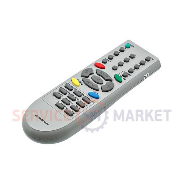 Пульт дистанционного управления для телевизора LG 6710V00124V (не оригинал)
