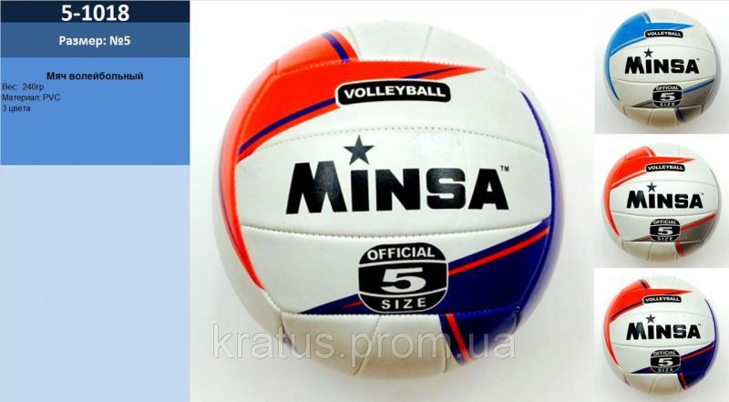 Мяч волейбольный 5-1018