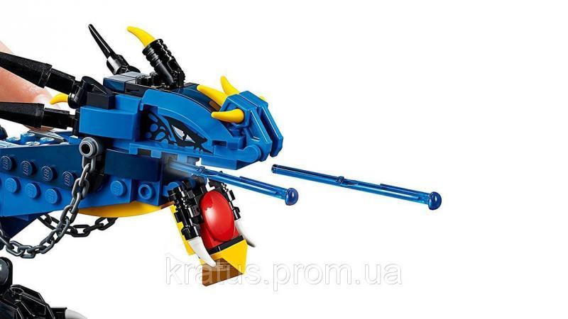 Фото Конструкторы, Конструкторы типа «Лего», Ниндзя Го (Ninja Go) 10936 Конструктор Ninja Bela (аналог Lego Ninjago 70652)