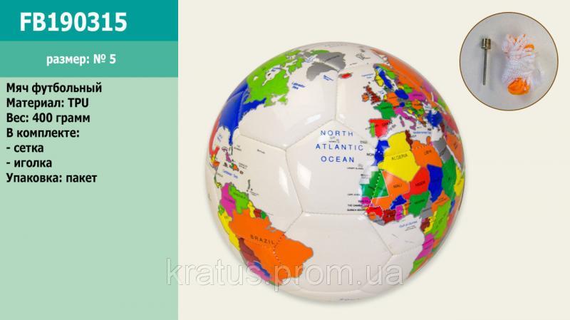 Мяч футбольный  FB190315