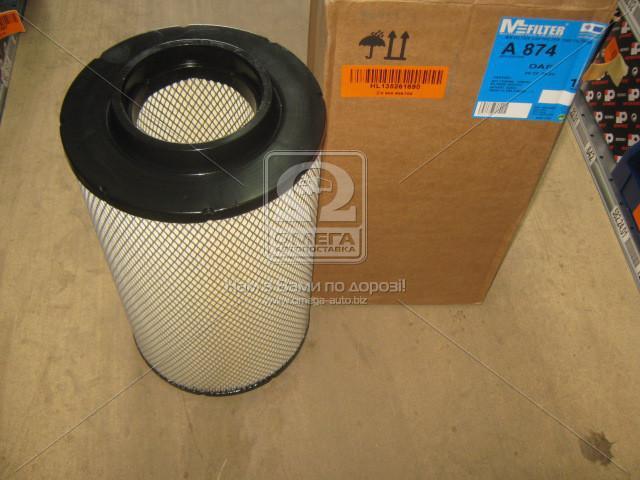 Фильтр воздушный DAF (пр-во M-filter A874)
