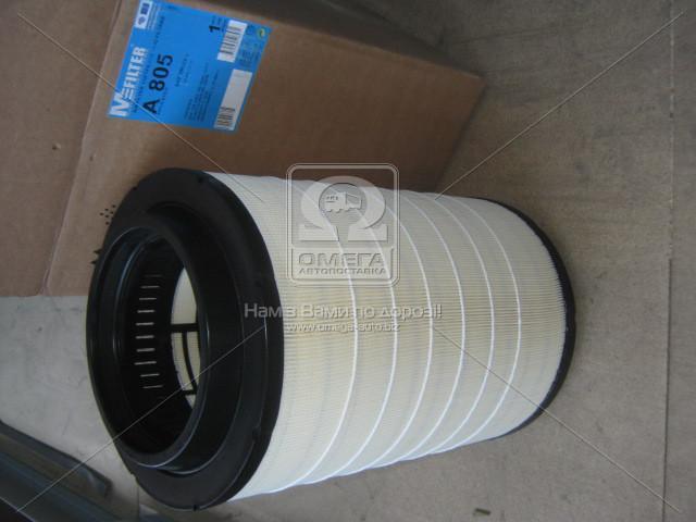 Фильтр воздушный DAF (пр-во M-filter A805)