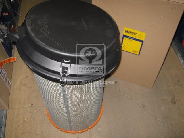 Фильтр воздушный DAF XF105, XF106 (с конусом) (пр-во Hengst E1084L)