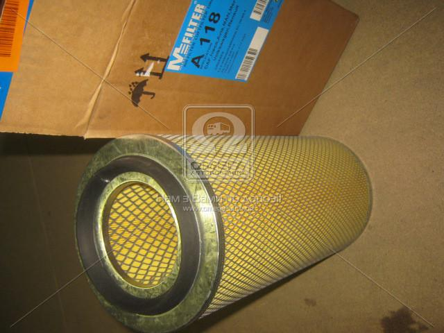 Фильтр воздушный DAF, VW (пр-во M-filter A118)