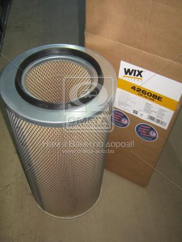 Фильтр воздушный DAF, MB, SCANIA 42608E/AM402 (пр-во WIX-Filtron UA 42608E)