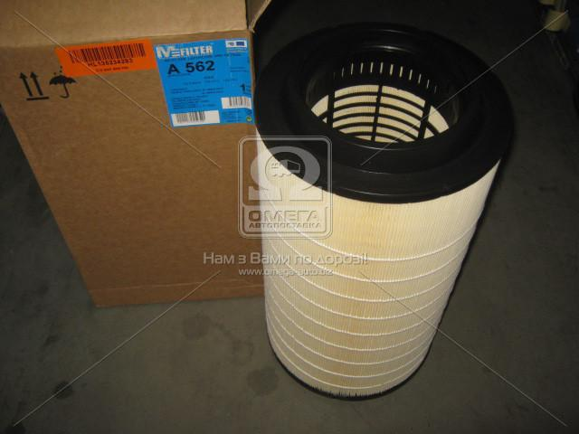 Фильтр воздушный MAN (пр-во M-filter A562)