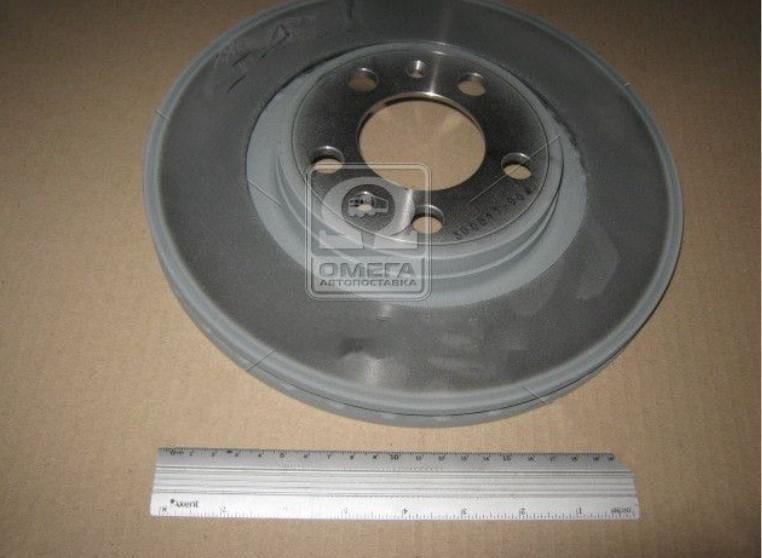 Диск тормозной AUDI A3, SEAT LEON, TOLEDO, SKODA, VW, вент. Bosch 0 986 478 852 (5300433632)