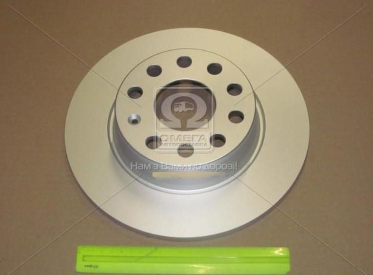 Диск тормозной SKODA OCTAVIA 08-,SUPERB 08-;VW CADDY 2010-;SEAT LEON 05- задн. (ABS 18117) 67351052653
