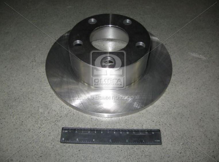 Диск тормозной AUDI 100/200/A3/A6 задн. (пр-во ABS 16099) 69351390