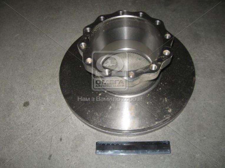 Диск тормозной MAN F2000 (CEI 215.089)