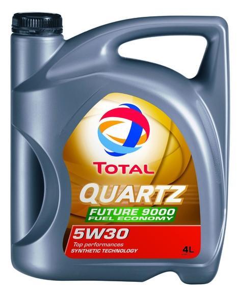 Моторное масло Total QUARTZ 9000 FUTURE NFC 4L