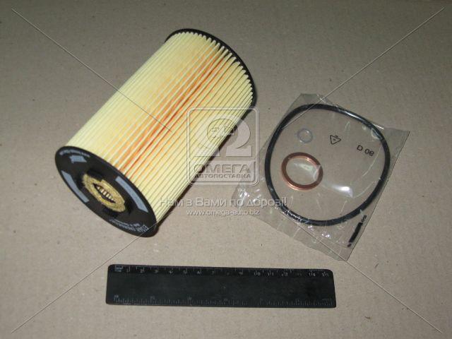 Фильтр масляный MB (TRUCK) (пр-во Hengst E134HD06)
