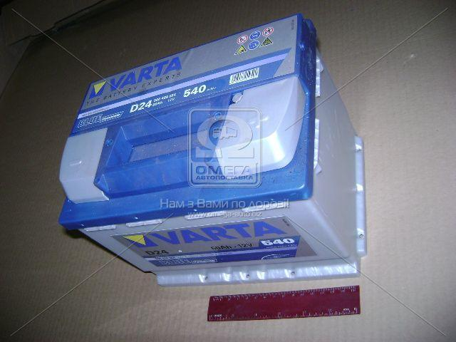 Аккумулятор 60Ah-12v VARTA BD(D24) R,EN540