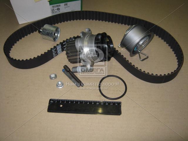 Комплекты ремня ГРМ с водяной помпой 1.9TDi 2.0TDi (пр-во INA)