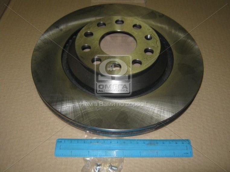 Диск тормозной SKODA SUPERB, VW GOLF V, PASSAT задн. REMSA 61172.10 (4635948355)