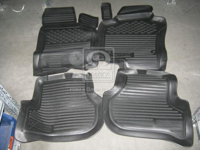 Коврики в салон автомобиля для Seat Toledo (pp-137)