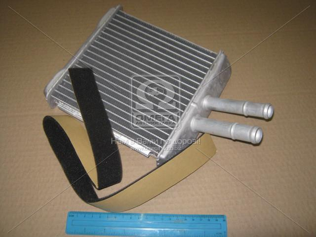 Радиатор отопителя LANOS/NUBIRA ALL 97- (пр-во AVA DWA6027)