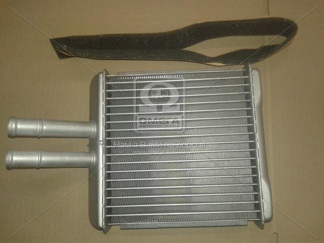 Радиатор отопителя LANOS/NUBIRA ALL 97- (Van Wezel 81006027)