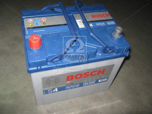 Аккумулятор 56Ah-12v BOSCH (S3006) (242x175x190),L,EN480