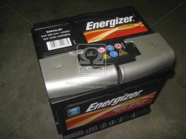 Аккумулятор 44Ah-12v Energizer (207х175х175), R,EN440