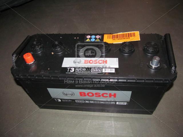 Аккумулятор 100Ah-12v BOSCH (T3071) (413x175x220),L,EN600
