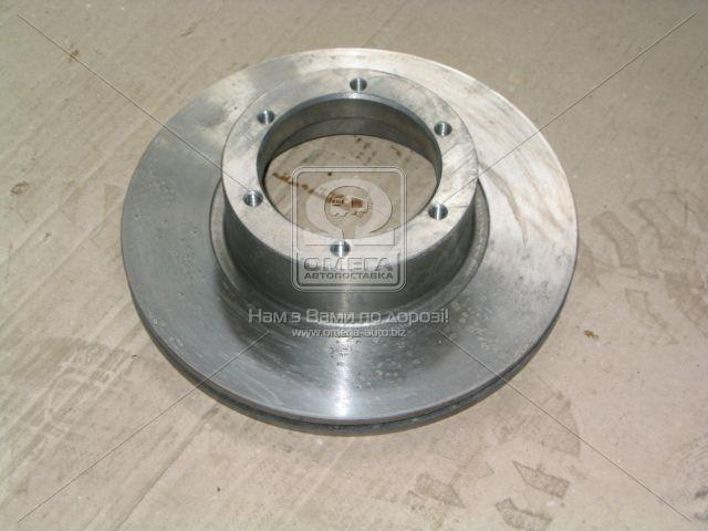 Диск тормозной  ГАЗ передний 3302,2705,3221  d=104мм (пр-во ГАЗ)
