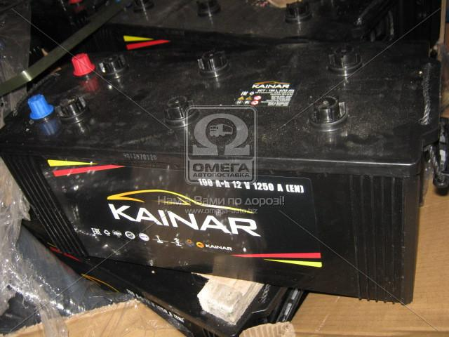 Аккумулятор 190Ah-12v KAINAR Standart+ (513x223x223),(1 L),EN1250