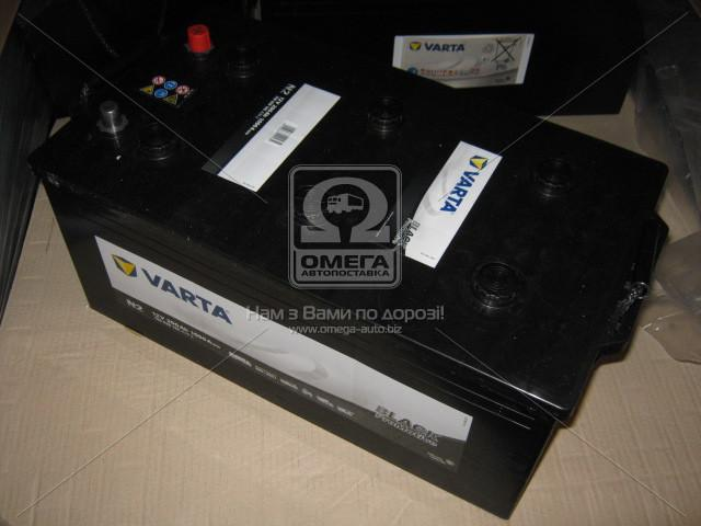 Аккумулятор 200Ah-12v VARTA PM Black(N2) (518х276х242),L,EN1050