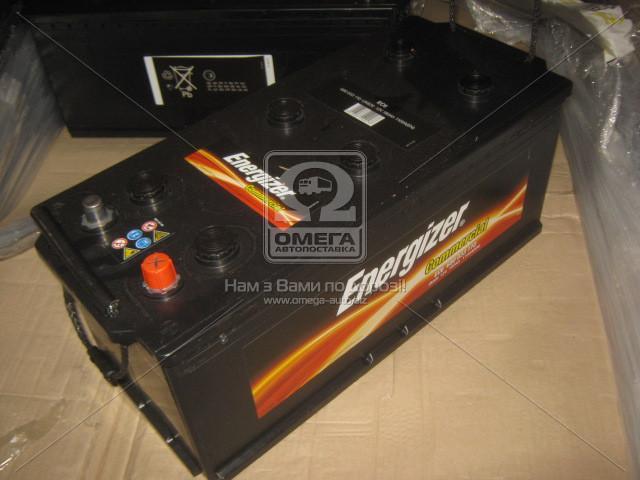 Аккумулятор 180Ah-12v Energizer Com. (513х223х223), R,EN1100