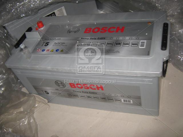 Аккумулятор 225Ah-12v BOSCH (T5080) (518x276x242),L,EN1150