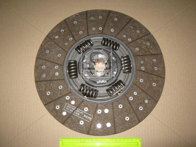 Диск сцепл. 350 MM MAN (пр-во SACHS)