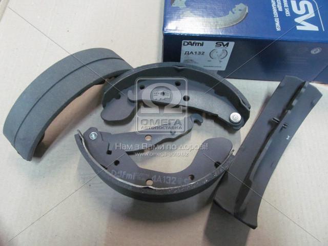 Колодки тормозные барабан. Daewoo Lanos / Chevrolet (пр-во Dafmi)