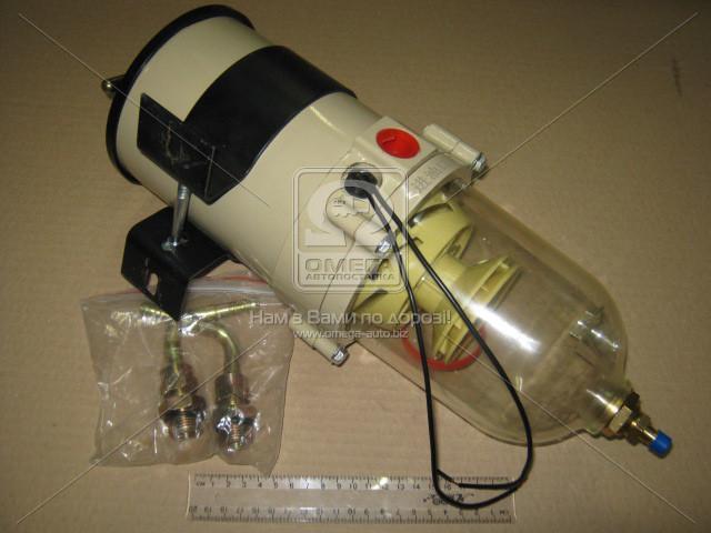 Фильтр топл. (сепаратор воды) MAN, DAF, КАМАЗ, (RIDER RD 900FH)