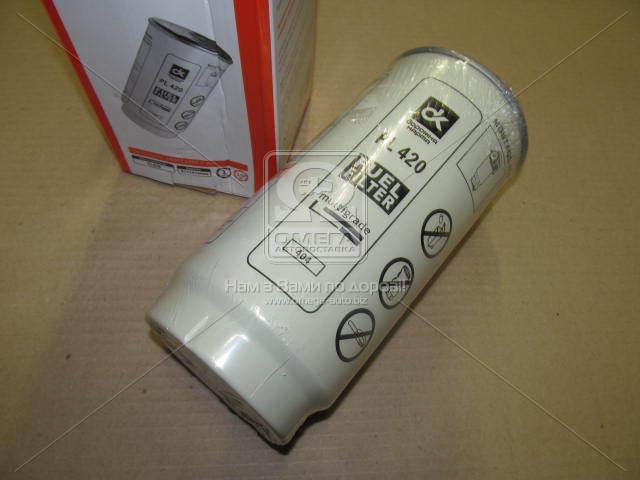 Элемент фильт. топл. без крышки-отстойника DAF, КАМАЗ ЕВРО-2 (420л/час)