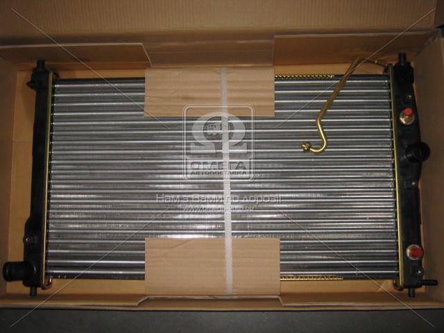 Радиатор охлаждения DAEWOO LANOS (97-) 1.3-1.6 i (пр-во AVA DWA2015)