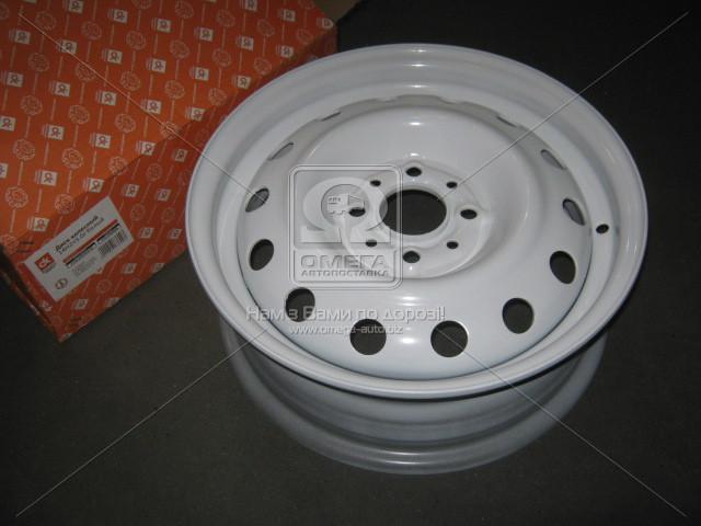 Диск колесный 14Н2х5,0J ВАЗ 2110 белый (в упак.)