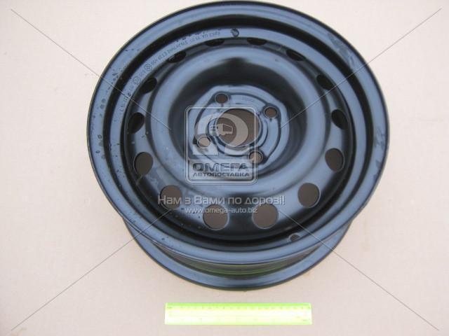 Диск колесный 14х5,5 4x100 Et 39 DIA 56,56 GEELY MK (пр-во КрКЗ)