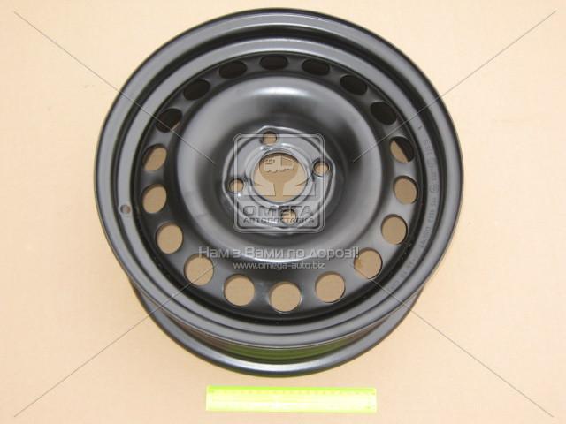 Диск колесный 15х6,0 4x100 Et 50 DIA 60 RENAULT LOGAN, MCV (пр-во КрКЗ)