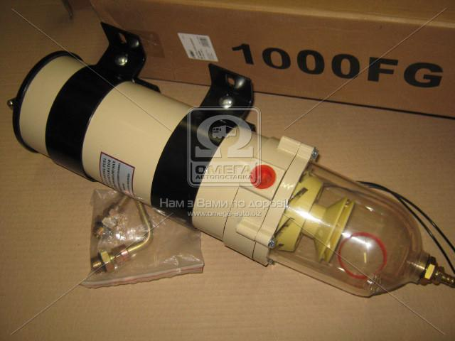Фильтр топл. (сепаратор воды) MAN, DAF, КАМАЗ, (RIDER RD 1000FH)