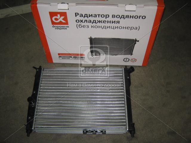 Радиатор охлаждения DAEWOO LANOS (без кондиционера)