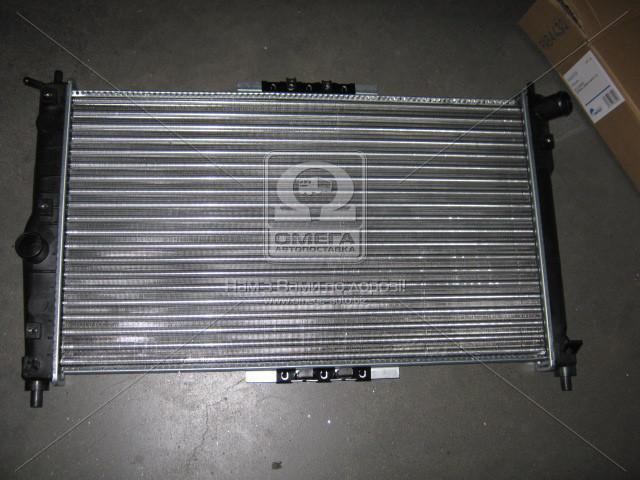 Радиатор охлаждения DAEWOO LANOS 97- (с кондиционером) (TEMPEST TP.15.61.654)