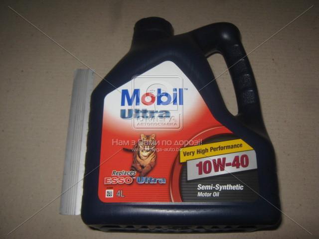 Масло моторн. Mobil ULTRA 10W-40 API SL/CF (Канистра 4л)