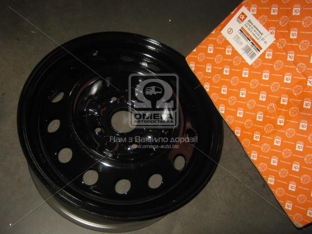 Диск колесный 15х6,0J 4x114,3 Et 45 DIA 56,6 CHEVROLET LACETTI черный (в упак.)